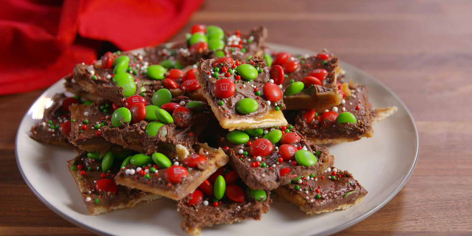 Best Christmas Candy  Best Christmas Crack Candy Recipe How To Make Christmas