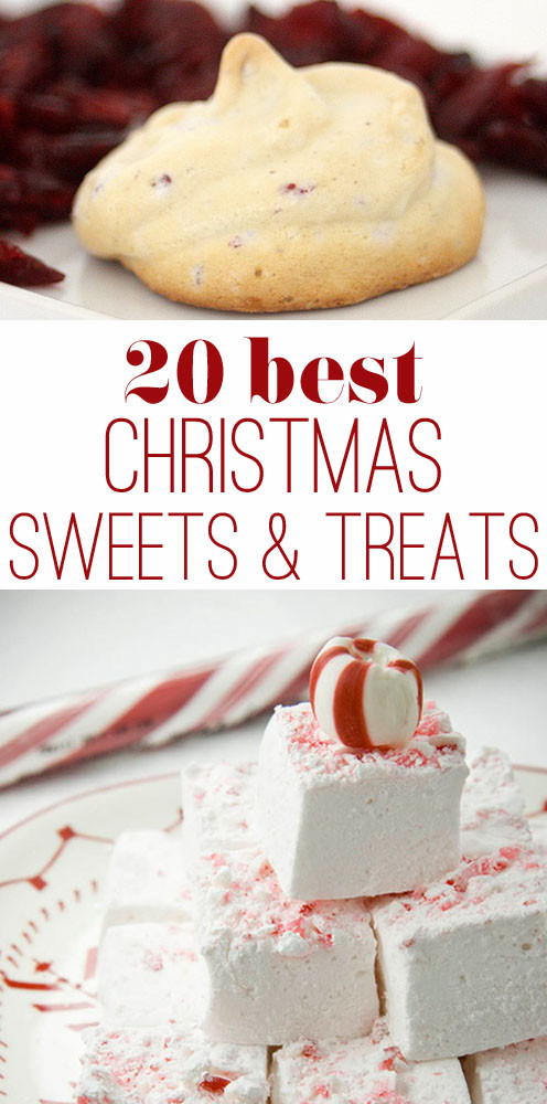 Best Christmas Candy  20 Best Christmas Cookies and Candy Ideas