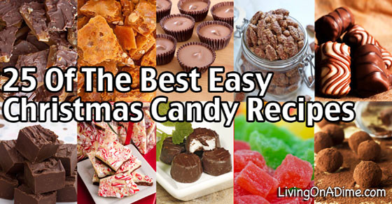 Best Christmas Candy  25 of the Best Easy Christmas Candy Recipes And Tips