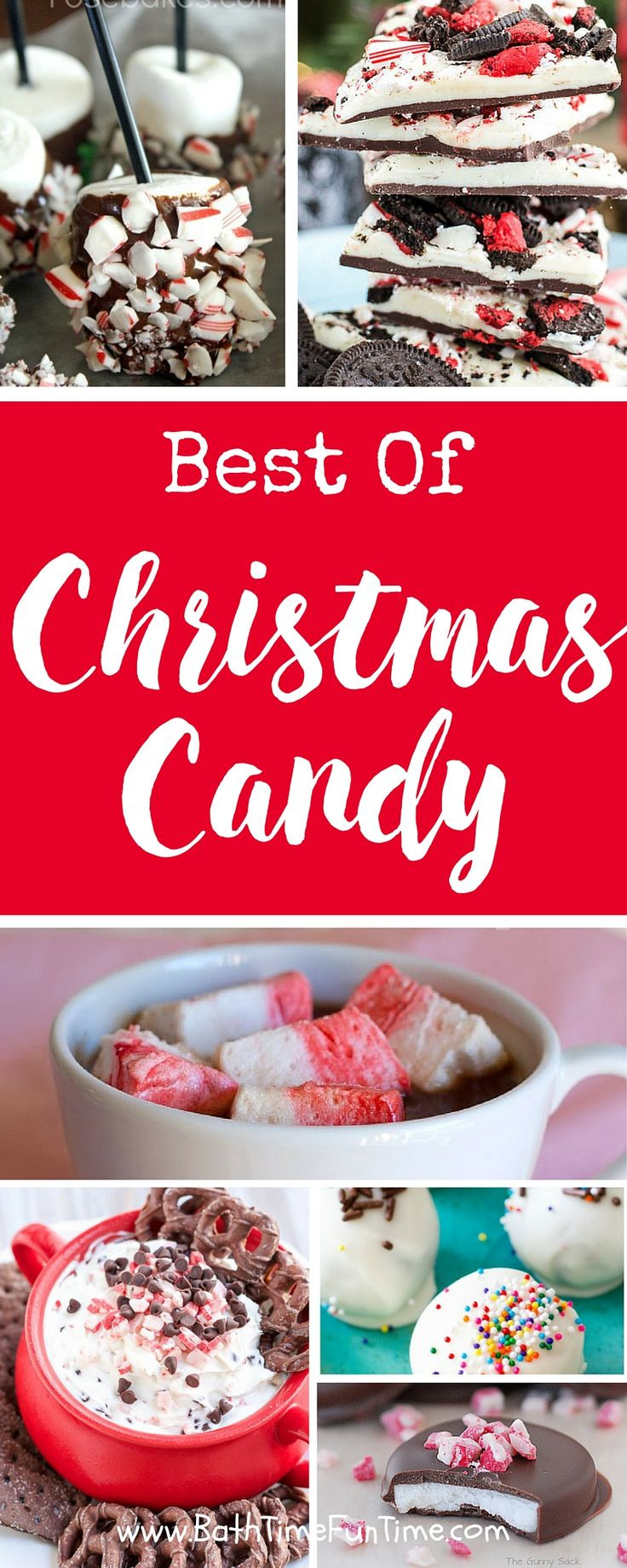 Best Christmas Candy  1000 images about Best of BathTimeFunTime on