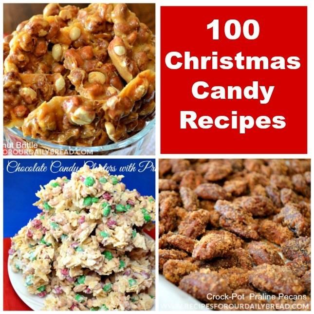 Best Christmas Candy  BEST CHRISTMAS CANDY RECIPES ROUNDUP