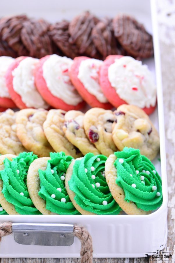 Best Christmas Cookies To Freeze  10 Ridiculously Easy Christmas Cookie Recipes