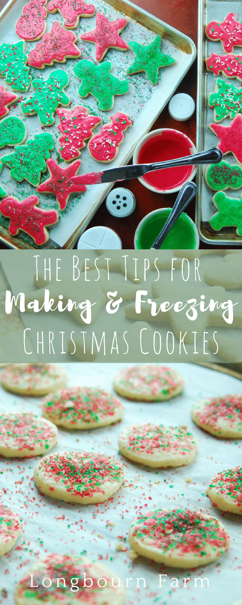 Best Christmas Cookies To Freeze  Tips for the Best Christmas Cookie Recipes Making