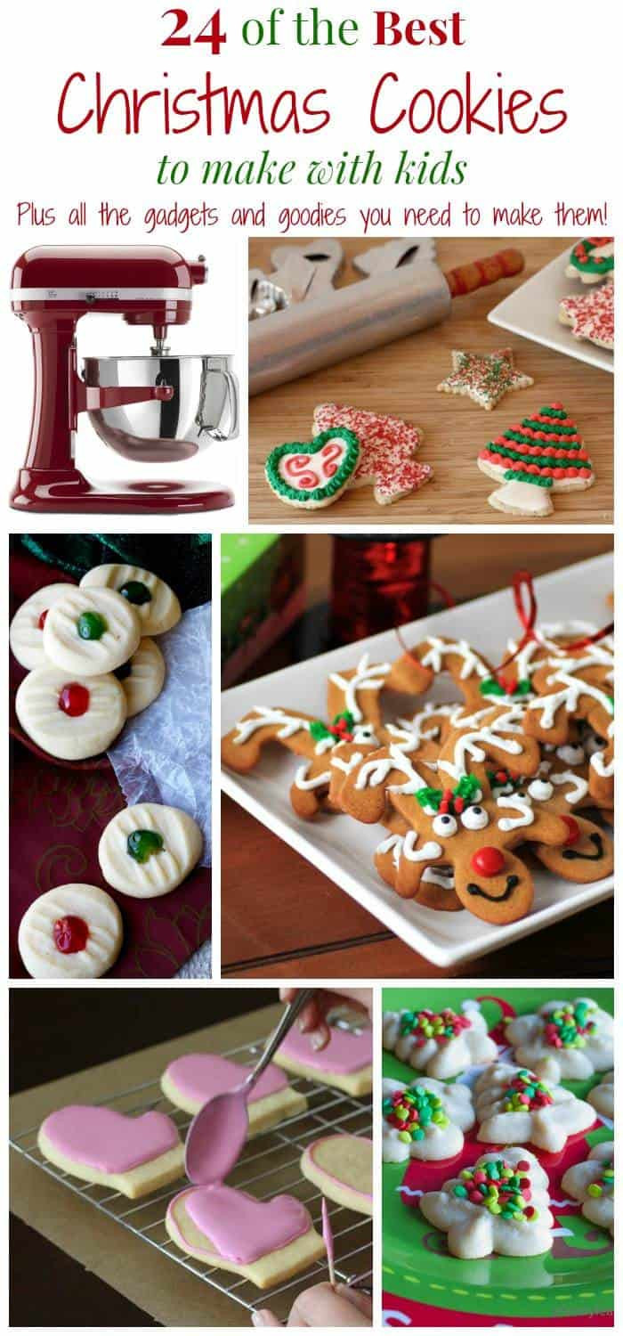 Best Christmas Cookies To Make  24 of The Best Christmas Cookies to Make with Kids