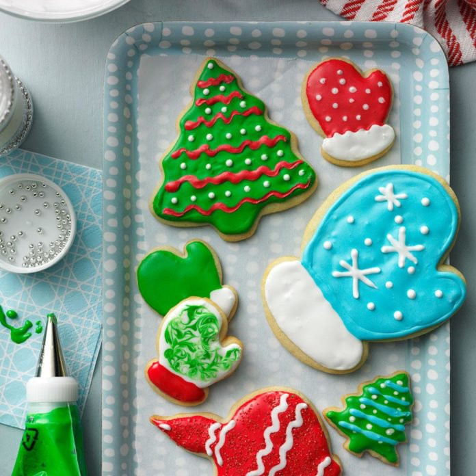 Best Christmas Cutout Cookies  10 Best Christmas Cookie Recipes