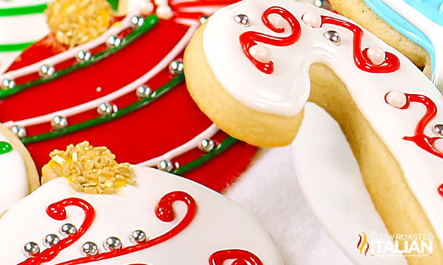 Best Christmas Cutout Cookies  Best Tasting Sugar Cookie Icing With NEW VIDEO