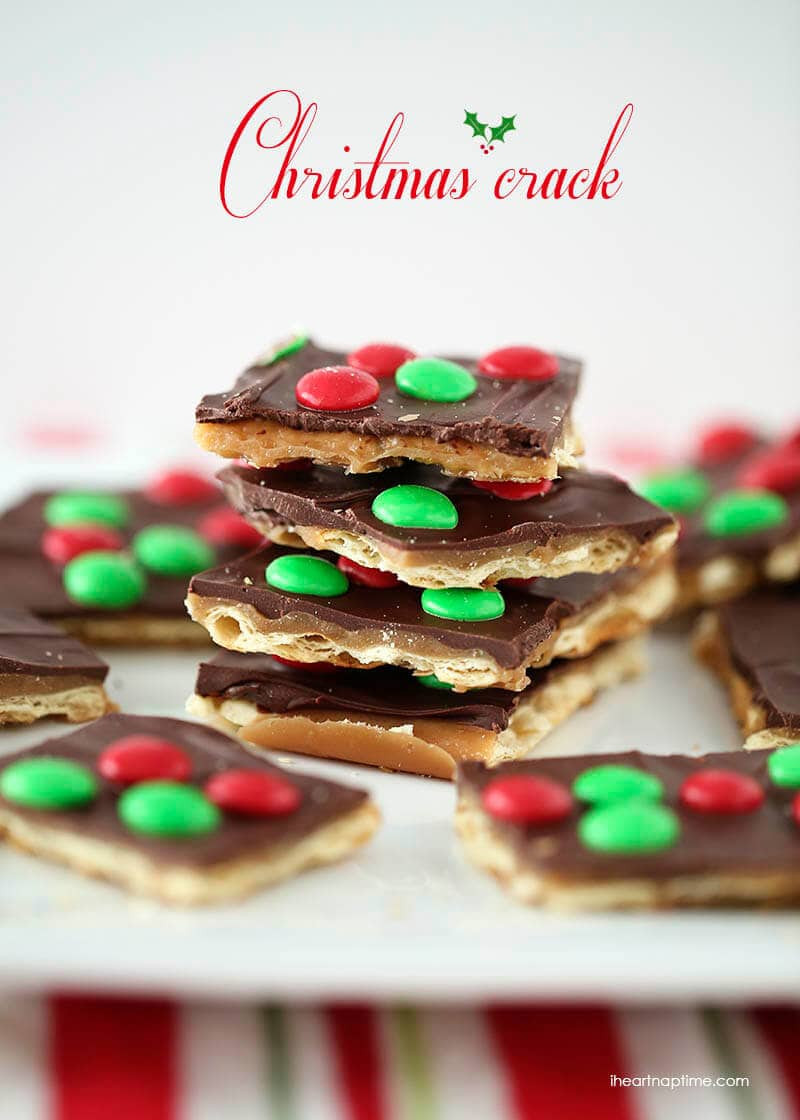 Best Christmas Dessert  50 BEST Holiday Desserts I Heart Nap Time