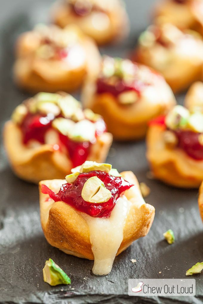 Best Christmas Eve Appetizers  25 best ideas about Brie Bites on Pinterest