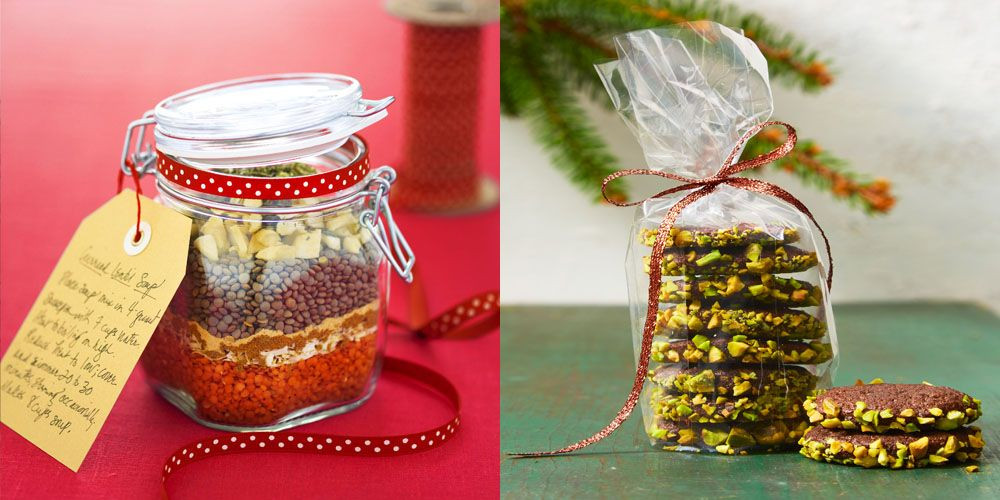 Best Christmas Food Gifts  50 Homemade Christmas Food Gifts DIY Ideas for Edible