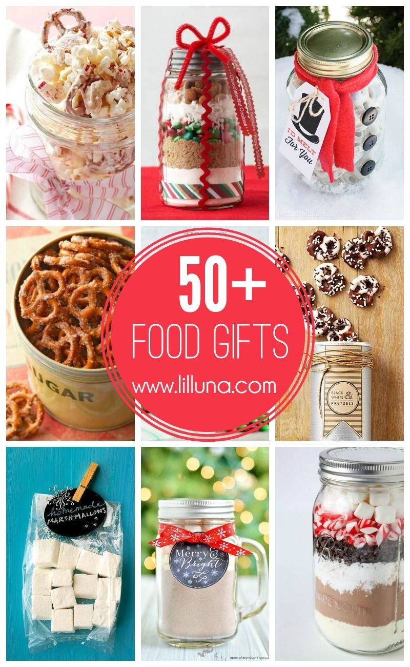 Best Christmas Food Gifts  The 25 best Christmas food ts ideas on Pinterest