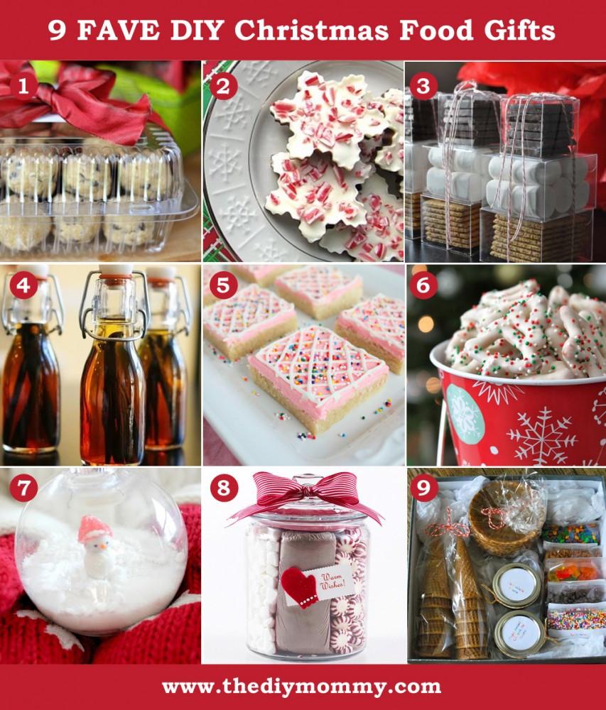 Best Christmas Food Gifts  A Handmade Christmas DIY Food Gifts