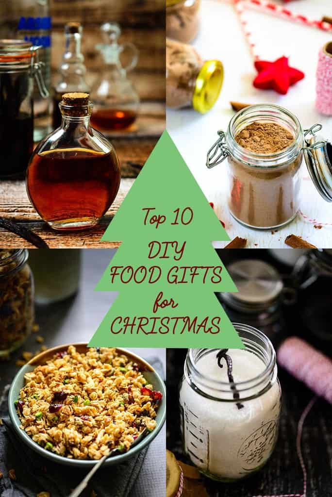 Best Christmas Food Gifts  Top 10 DIY Food Gifts For Christmas Whisk Affair