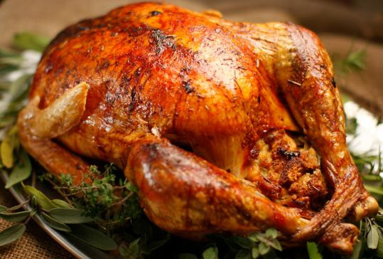 Best Cooked Turkey For Thanksgiving  Oven Roasted Turkey