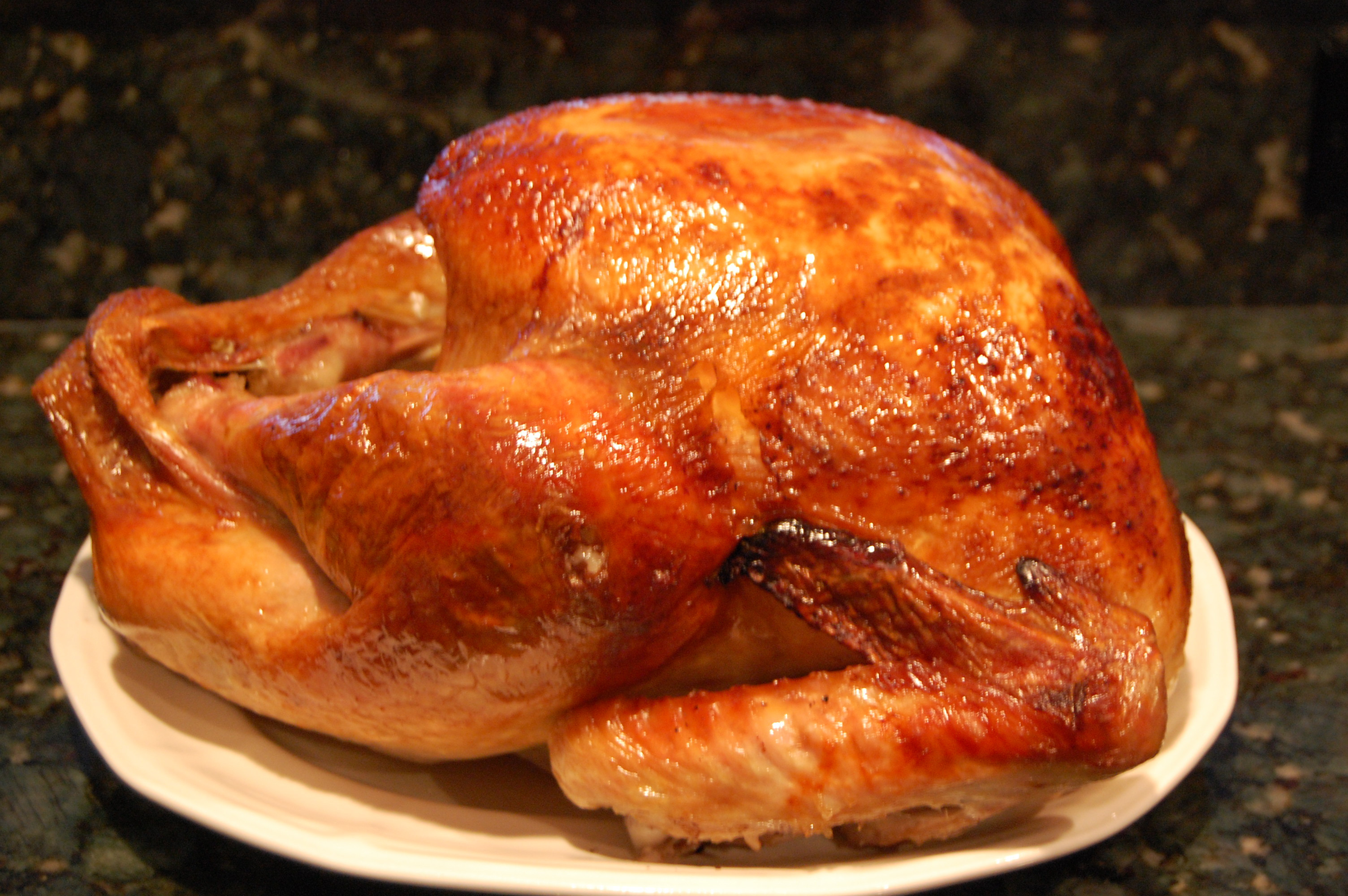 Best Cooked Turkey For Thanksgiving  Roasted Turkey