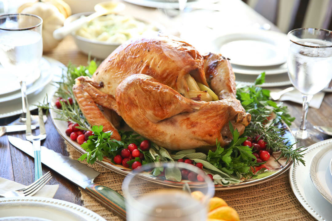 Best Cooked Turkey For Thanksgiving  The Best Thanksgiving Turkey