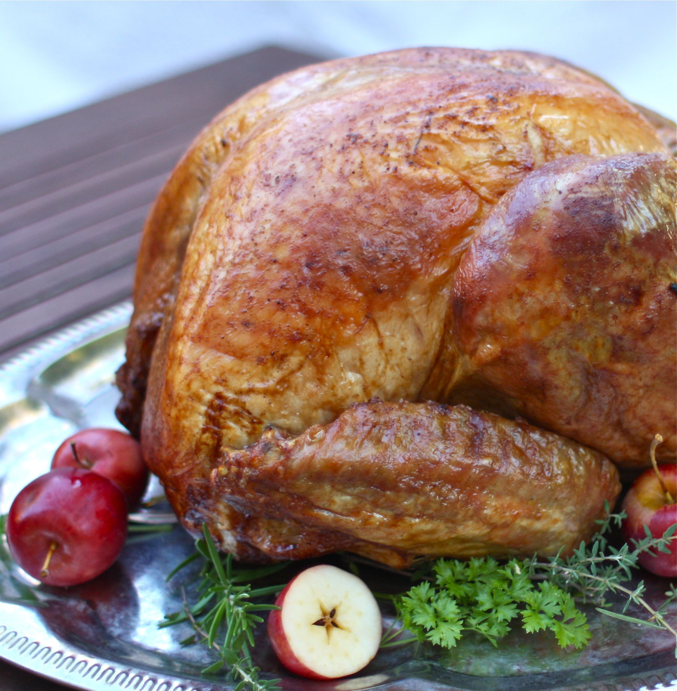 Best Cooked Turkey For Thanksgiving  The Best Way to Roast a Turkey the simple way