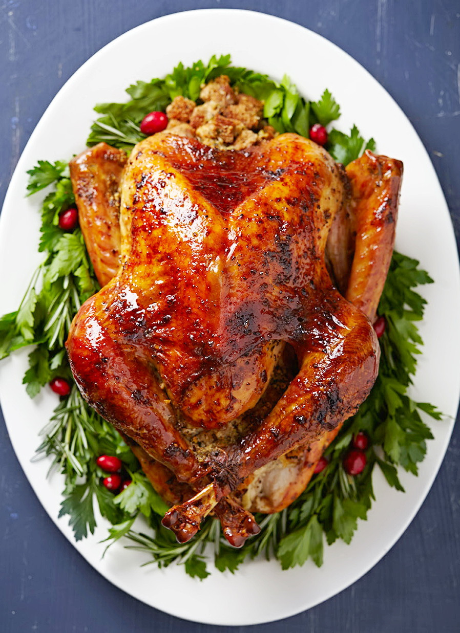 Best Cooked Turkey For Thanksgiving  Top 10 Simple Turkey Recipes – Best Easy Thanksgiving
