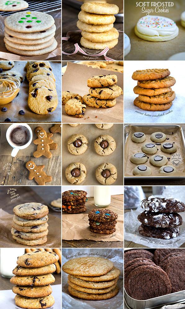 Best Gluten Free Christmas Cookies  The Very Best Gluten Free Christmas Cookies 2013 edition