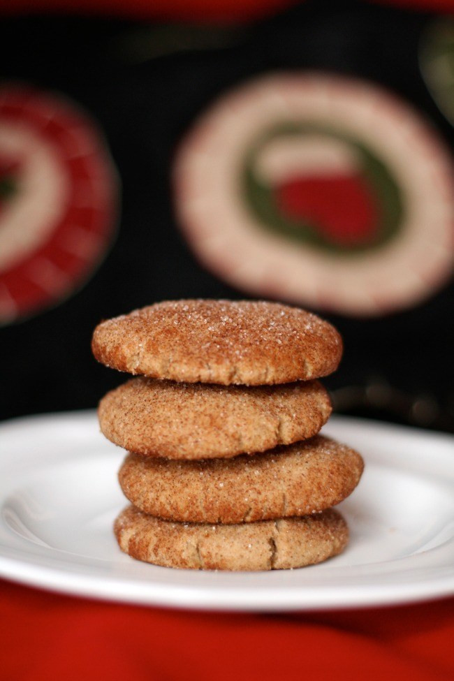 Best Gluten Free Christmas Cookies  Gluten Free Snickerdoodles The Best of this Life