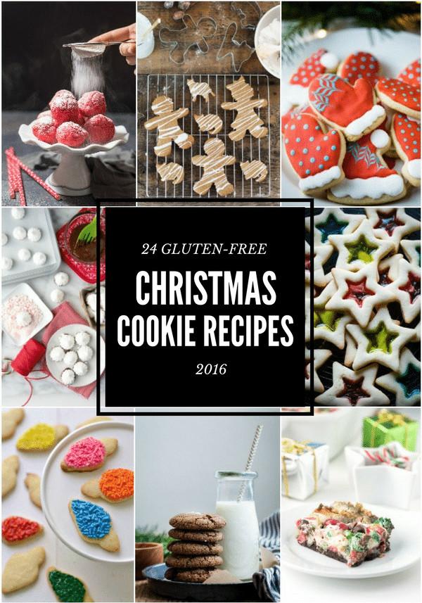 Best Gluten Free Christmas Cookies  24 Best Gluten free Christmas Cookie Recipes 2016