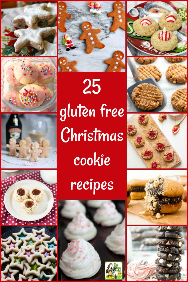 Best Gluten Free Christmas Cookies  25 gluten free Christmas cookie recipes for your holiday
