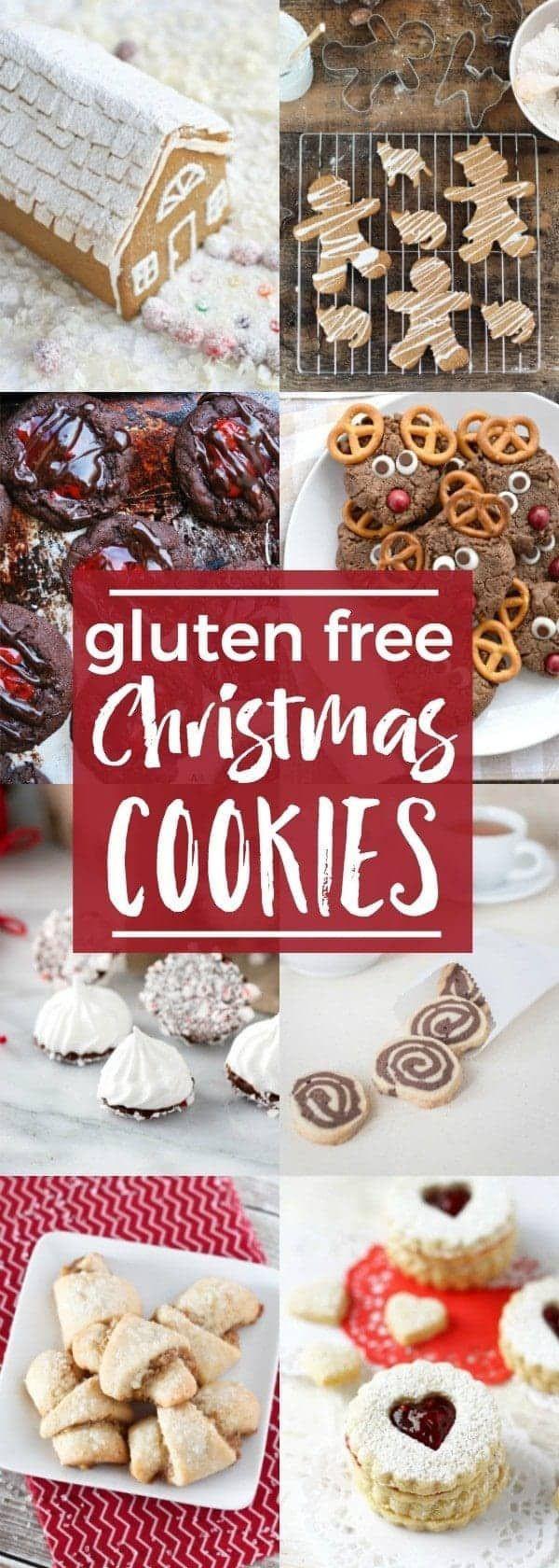 Best Gluten Free Christmas Cookies  Gluten Free Christmas Cookies