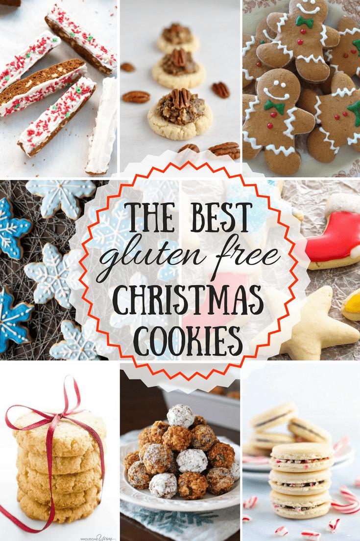 Best Gluten Free Christmas Cookies  The Best Gluten Free Christmas Cookie Recipes Life After