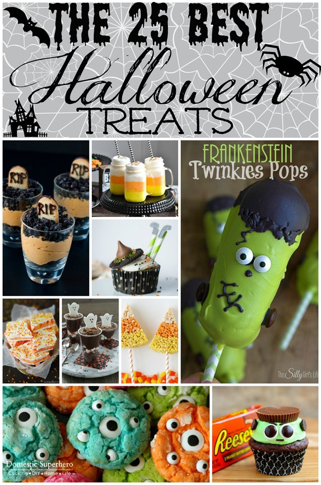 Best Halloween Desserts  The 25 BEST Halloween Desserts Domestic Superhero