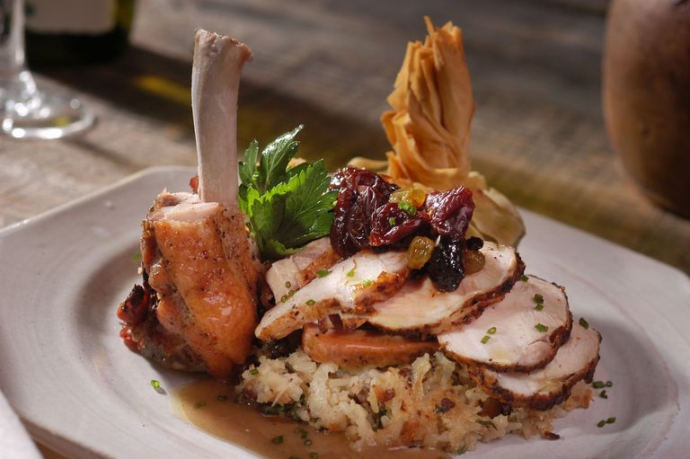 Best Thanksgiving Dinner Nyc  16 NYC Restaurants Open Thanksgiving 2018 Where to