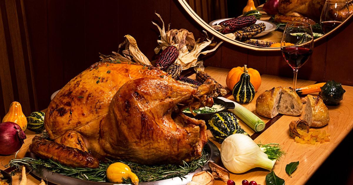 Best Thanksgiving Dinners Nyc  Best Restaurants in NYC Serving Thanksgiving Dinner 2016