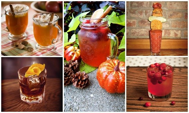 Best Thanksgiving Drinks  Best Thanksgiving Cocktails