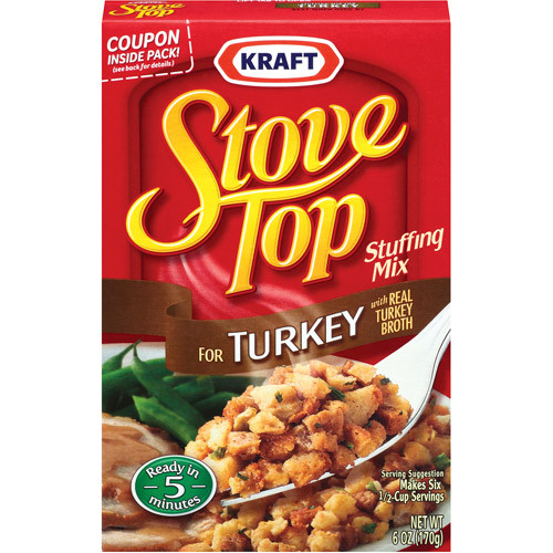 Best Turkey Brands To Buy For Thanksgiving  Kraft Stove Top Turkey Stuffing Mix 170g American Food Store