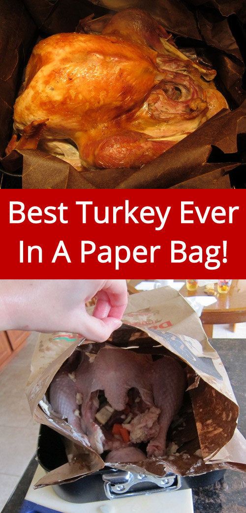 Best Turkey Recipe For Thanksgiving  Best Thanksgiving Roast Turkey Recipe In A Brown Paper Bag