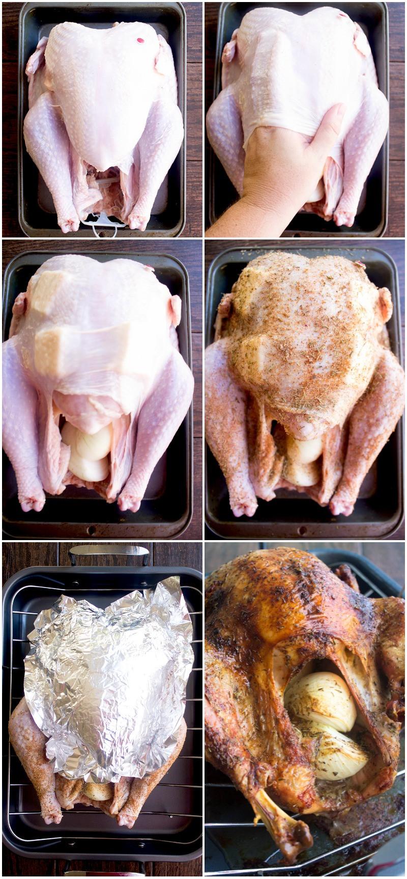 Best Turkey Recipe For Thanksgiving  Best Thanksgiving Turkey Recipe How to Cook a Turkey