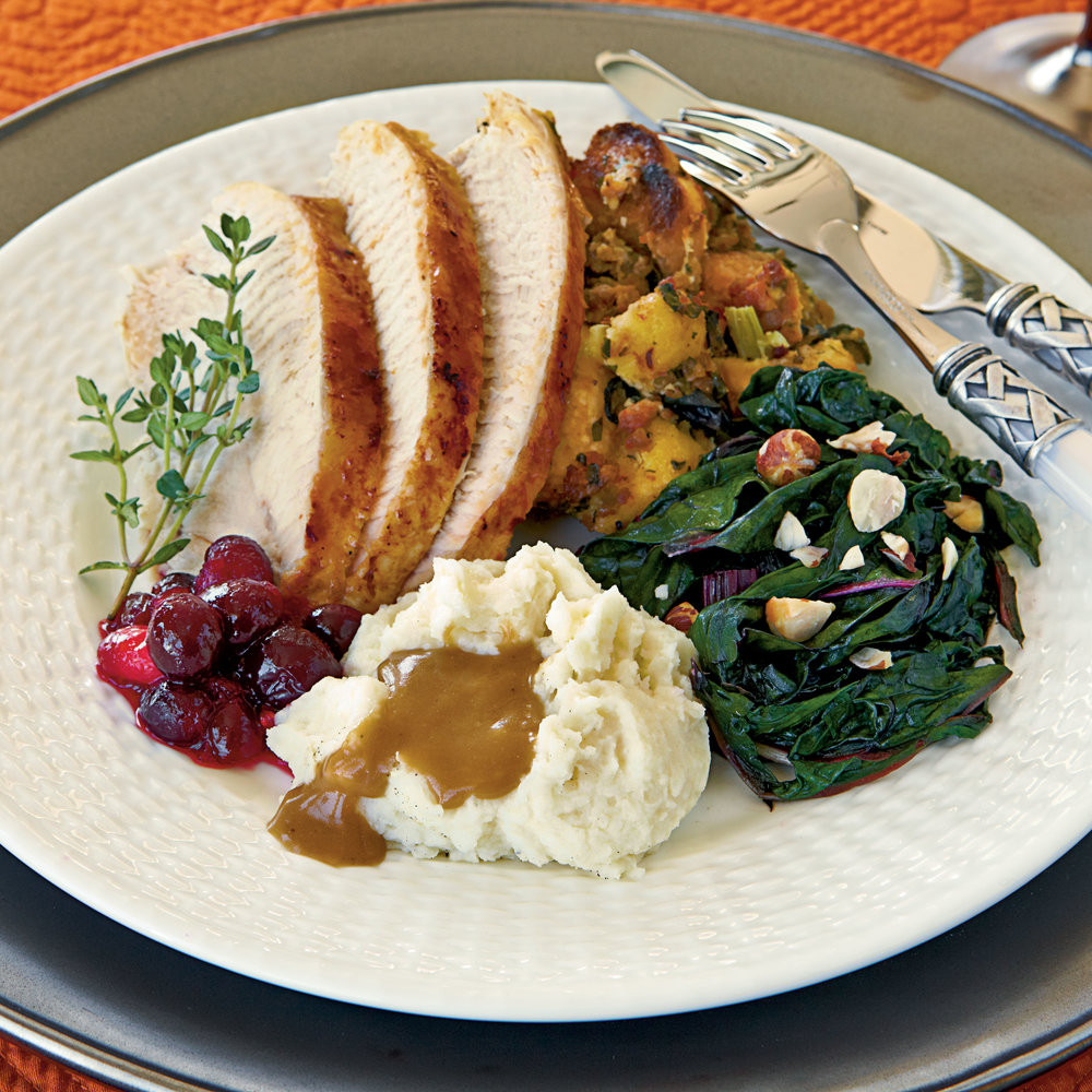 Best Turkey Recipe For Thanksgiving  Our Best Thanksgiving Recipes Coastal Living