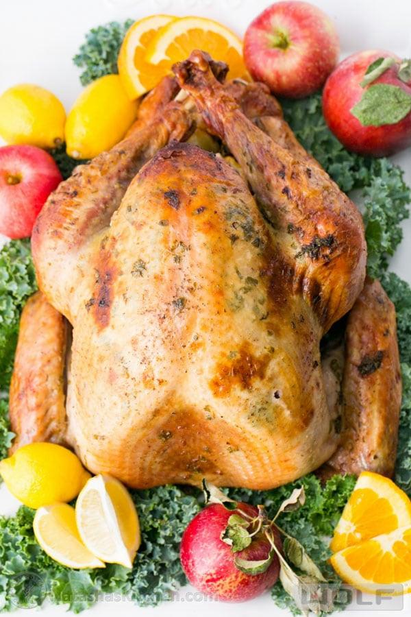 Best Turkey Recipe For Thanksgiving  Turkey Recipe Juicy Roast Turkey Recipe How to Cook a