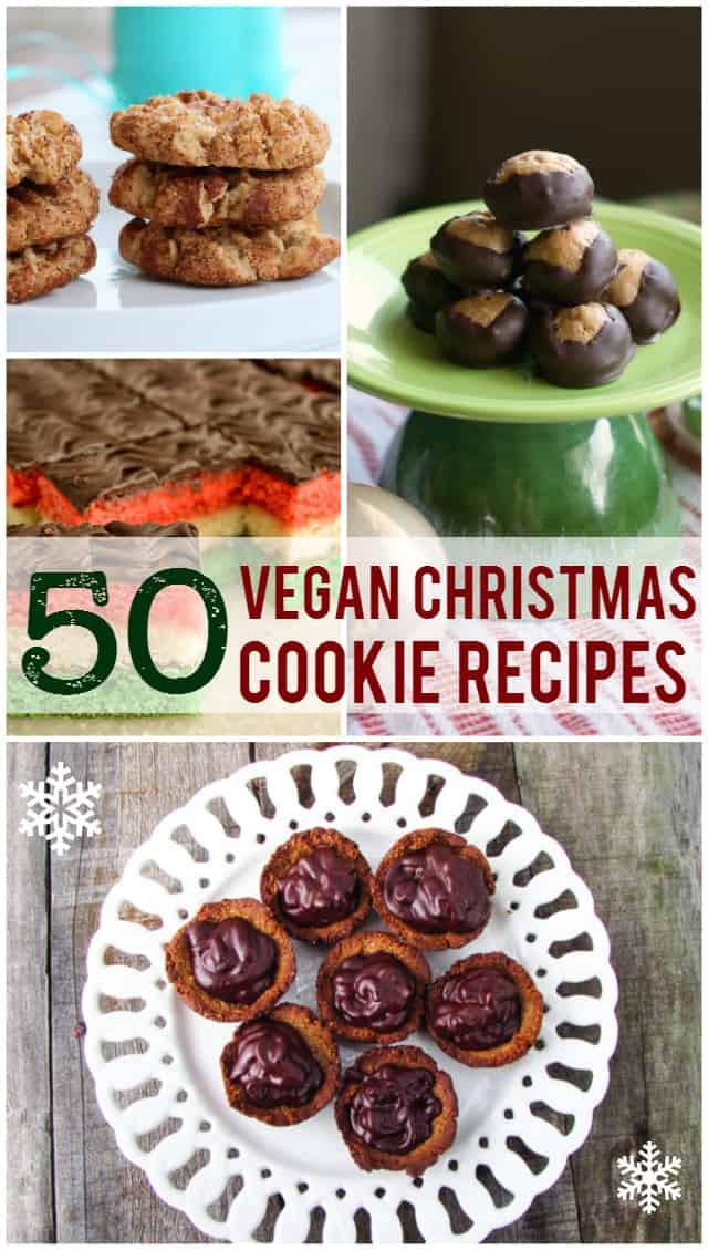 Best Vegan Christmas Cookies  50 Vegan Christmas Cookie Recipes The Pretty Bee