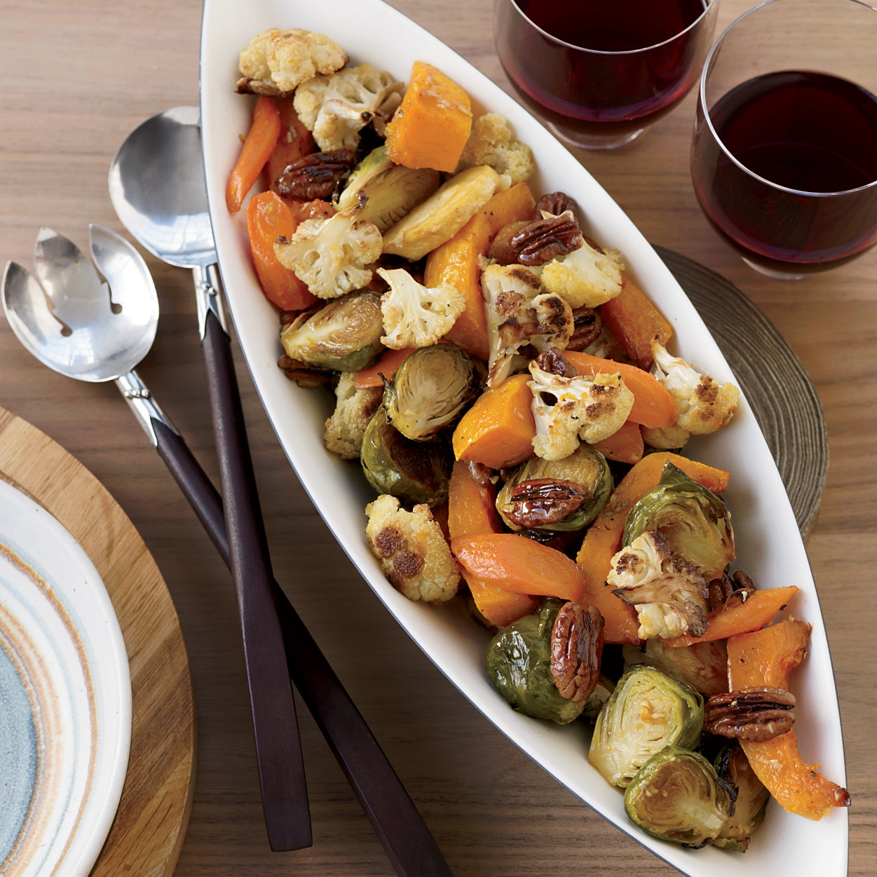 Best Vegetable Side Dishes For Thanksgiving  Perfecting Thanksgiving Dinner Ve ables