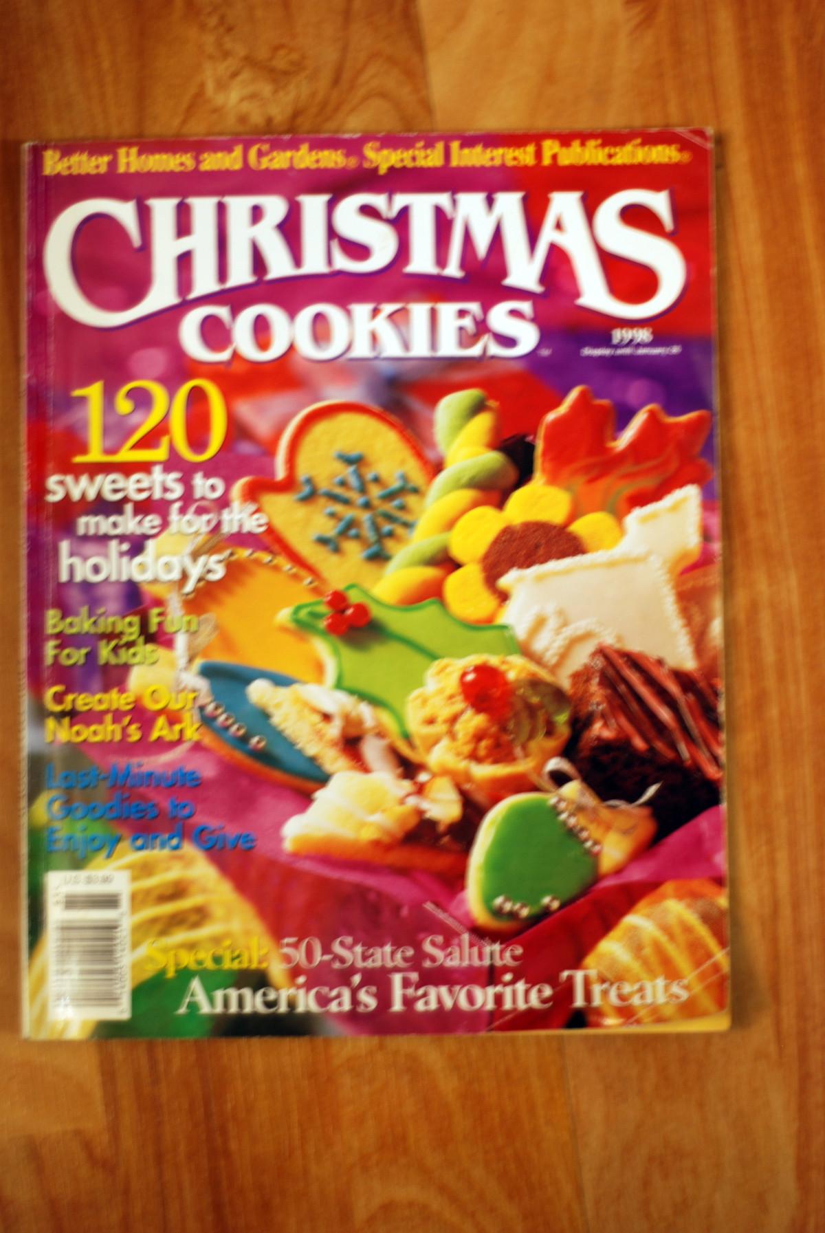 Better Homes And Gardens Christmas Cookies  Pink Lemonade Cookies