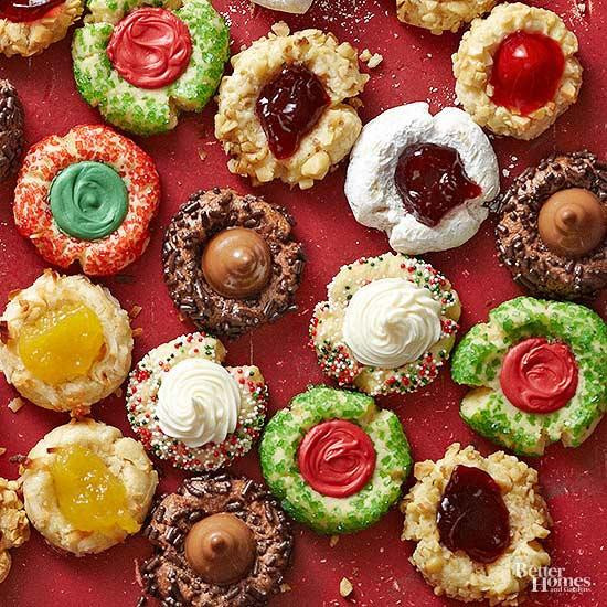 Better Homes And Gardens Christmas Cookies  Christmas Cookie Recipes
