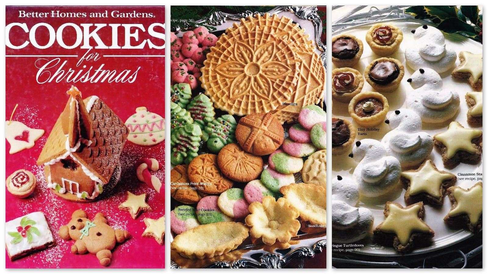 Better Homes And Gardens Christmas Cookies  The Iowa Housewife Cookbook Reviews Better Homes and
