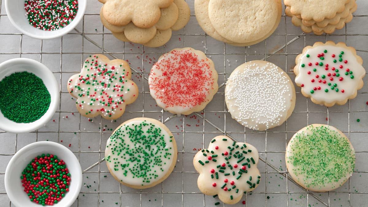 Betty Crocker Christmas Cookies  How to Host a Cookie Exchange BettyCrocker