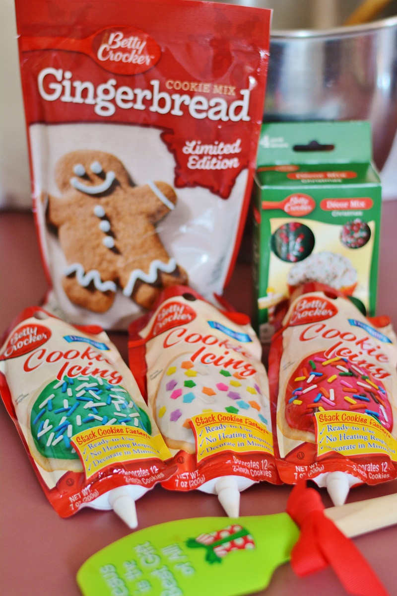 Betty Crocker Christmas Cookies  Life With 4 Boys Create Christmas Cookie Memories with
