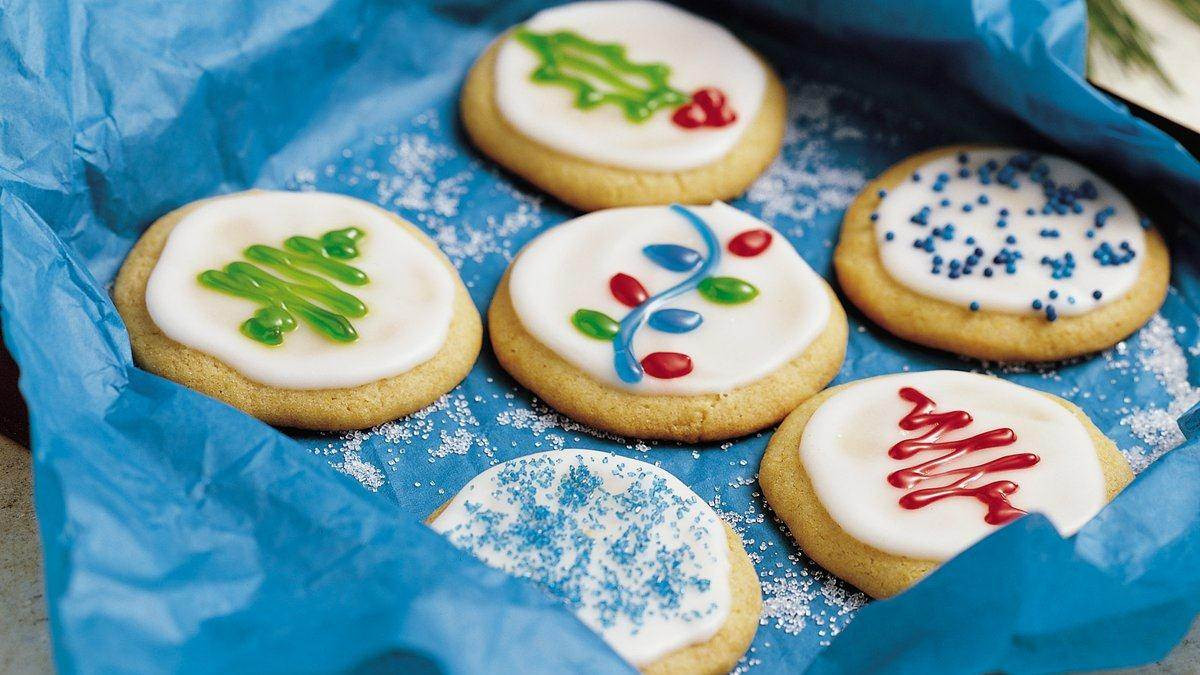 Betty Crocker Christmas Cookies  betty crocker holiday spritz cookies