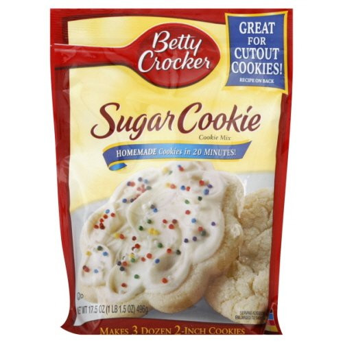 Betty Crocker Christmas Cookies  404 Squidoo Page Not Found