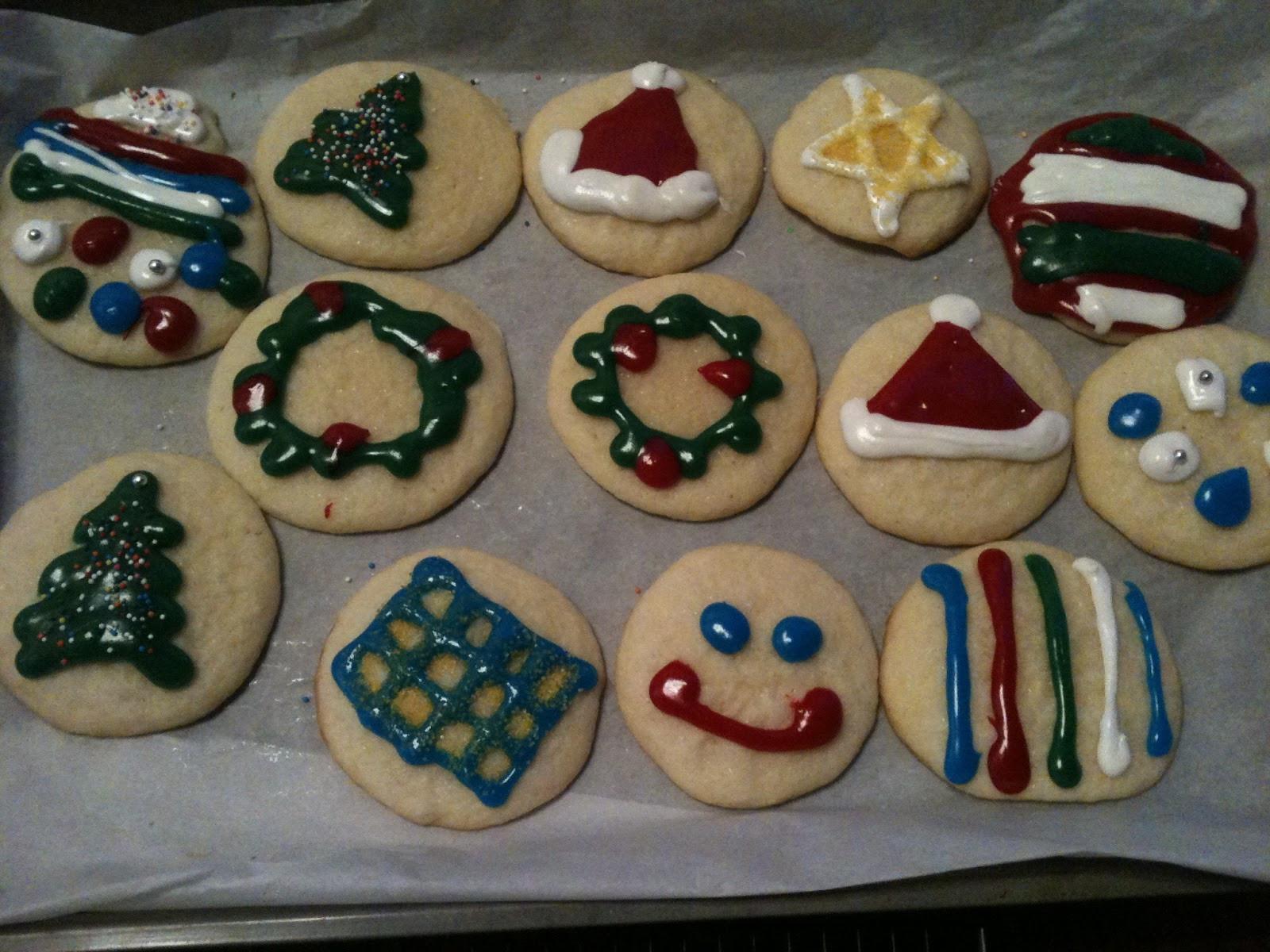 Betty Crocker Christmas Cookies  Betty Crocker Cookie Icing Save Time Decorating Cookies