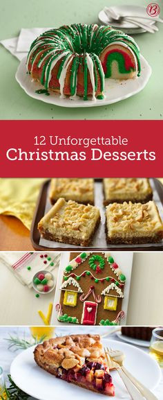 Betty Crocker Christmas Desserts  1000 images about Delish Desserts on Pinterest