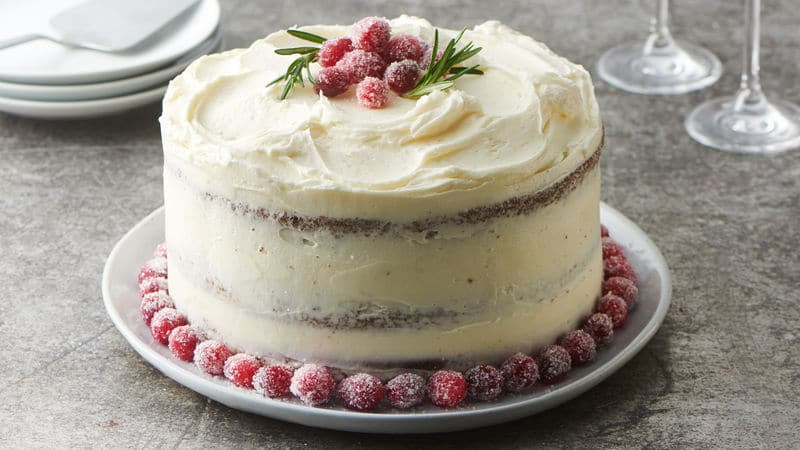 Betty Crocker Christmas Desserts  Christmas Cake Recipes BettyCrocker