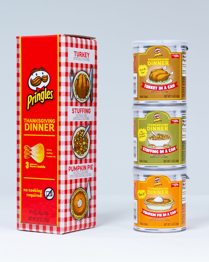 Bojangles Turkey For Thanksgiving 2019  Stackable Thanksgiving Chips the Pringles Thanksgiving