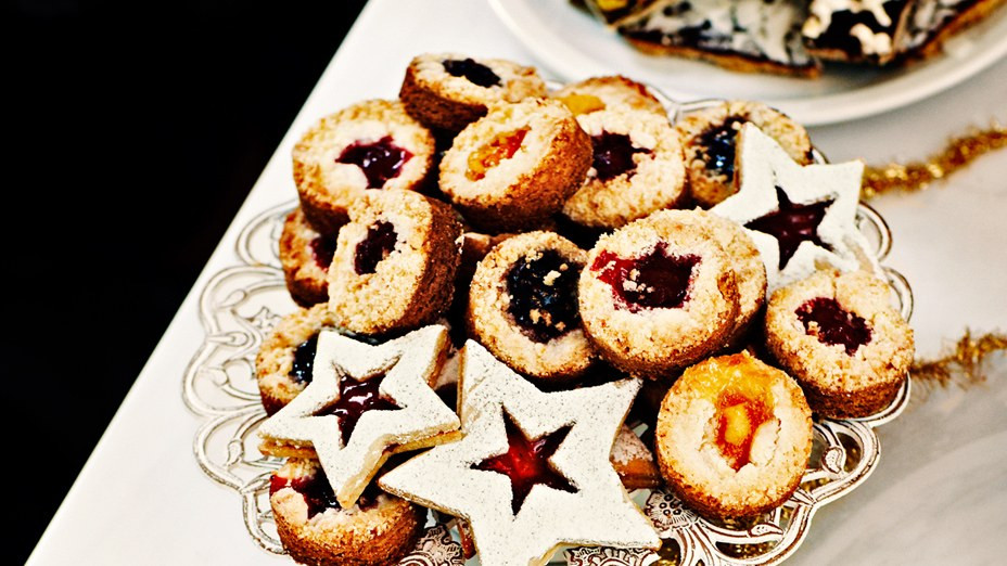 Bon Appetit Christmas Cookies  25 Days of Cookies for Your Holiday Baking Day 19 Linzer